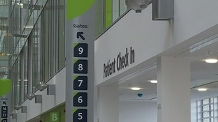 Southmead Hospital has been rated as 'requiring improvement'