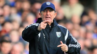 Tony Pulis: West Brom head coach pranked by caller impersonating Neil Lennon