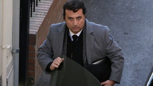 Schettino broke down as he made a final statement.