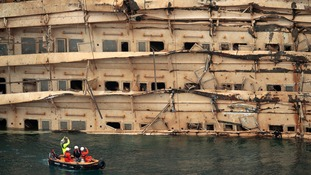 Schettino was the only person to stand trial for the disaster.