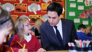 Labour would limit primary school classes to 30 pupils