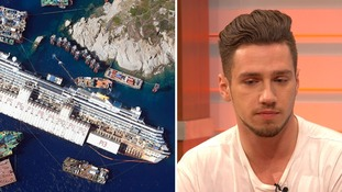 Costa Concordia survivor speaks out about 'life-changing' trauma