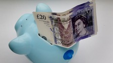 Inflation could drop below zero in the next couple of months