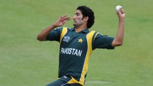 Sohail Tanvir is known for his unique bowling style