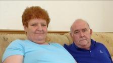 Patricia and Bob Seddon
