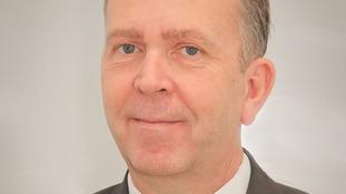 Dr Richard Spencer of Middlesbrough College in Teesside.