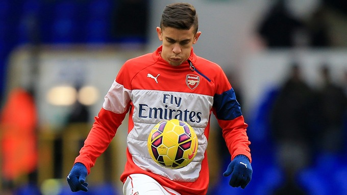 Gabriel Paulista debut Arsenal
