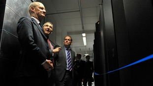 Universities and Science Minister visits Durham University