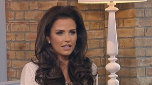 Katie Price speaks to This Morning about her time in Celebrity Big Brother.