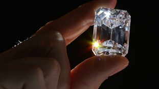 The '100-Carat Perfect Diamond'.