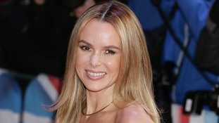 Amanda Holden denies dressing daughter up as Pretty Woman