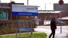 Four A&E consultants are believed to have received other job offers
