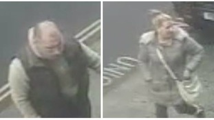 Pair wanted by police