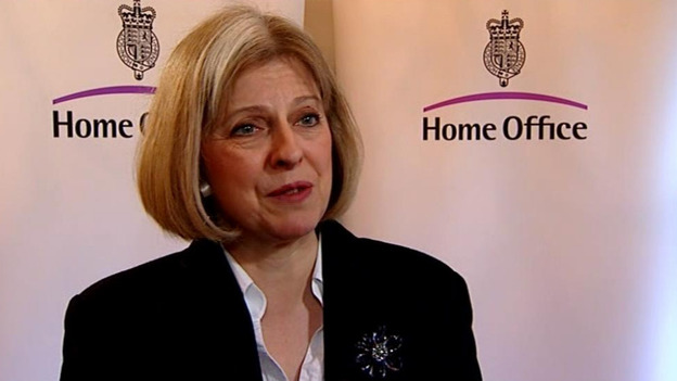 Home Secretary claims same-sex marriage will 'strengthen society'