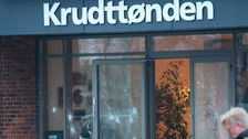 The attack took place at Krudttønden in Copenhagen.