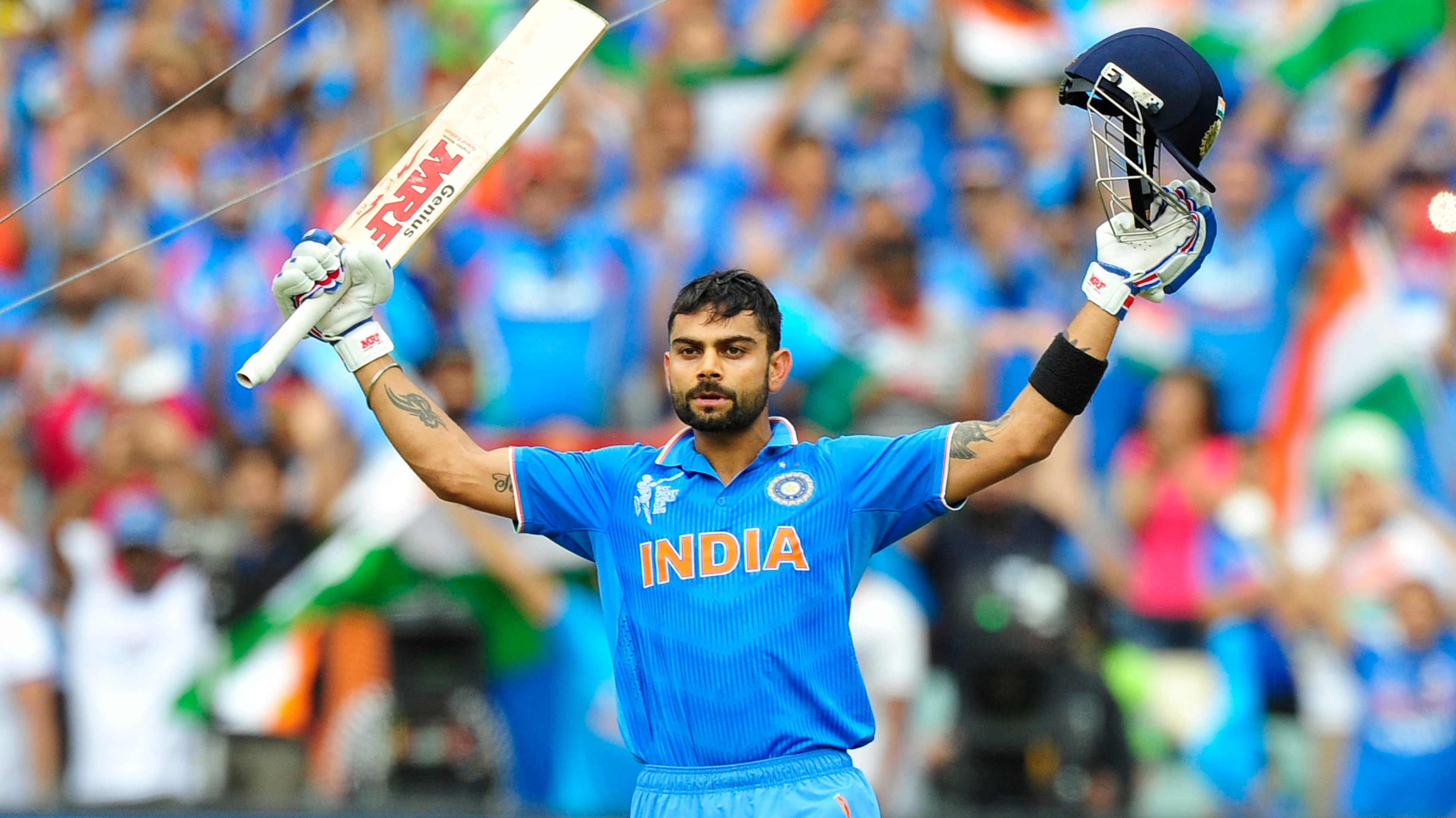 Indian Cricket Hd Wallpapers: India Beat Rivals Pakistan In Most Watched Cricket Match