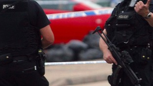 Armed officers searching for Clacton gunman