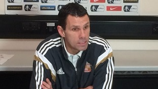 Gus Poyet said Black Cats tried their best.