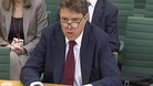 Paul Tucker, Deputy Governor of the Bank of England appears before the Treasury Select Committee.