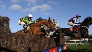 AP McCoy in action at a previous meeting at Carlisle