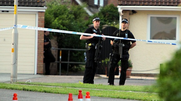 Essex Police named the alleged gunman as Peter Reeve and have launched a manhunt after the shootings