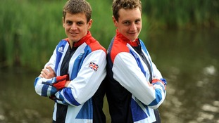 London 2012 hopefuls: The Brownlee Brothers