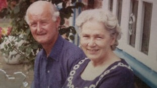 Marianne Talbot's parents