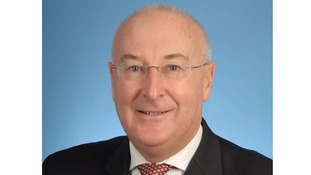 Kevin Hurley, the Police and Crime Commissioner for Surrey