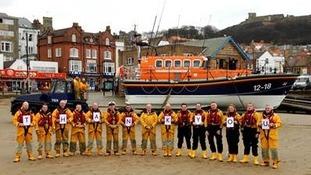 Scarborough RNLI's volunteer crew