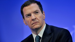 The Chancellor had voiced concern about negotiations with Greece.