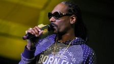Snoop Dogg will be performing in the peaks