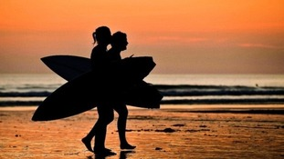 TripAdvisor says Woolacombe is perfect for surfers