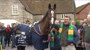 History beckons for Kauto Star