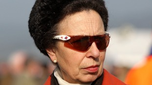 Princess Royal opens Stranraer riding school for the disabled