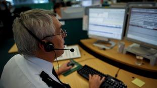 Police call handler