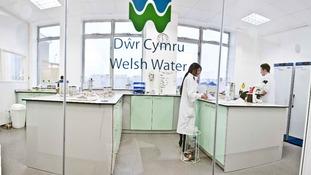 Water laboratory