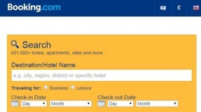 The Bookingcom advert attracted more than 2000 complaints
