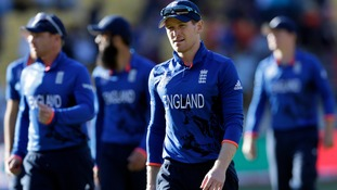 Eoin Morgan's side are under pressure after two defeats in two.