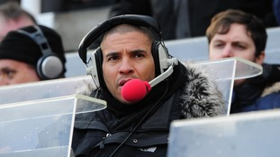 BT Sport 'drop' Stan Collymore as pundit after Twitter comments against Rangers chants
