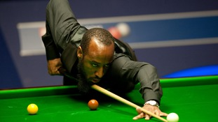 Rory McLeod in action