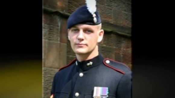Corporal Michael Thacker