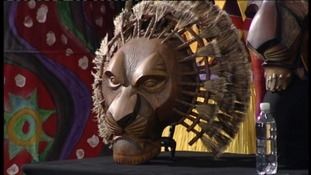 Lion King rehearsals begin in Bristol