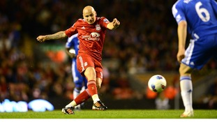 Liverpool FC's Jonjo Shelvey signs long-term deal