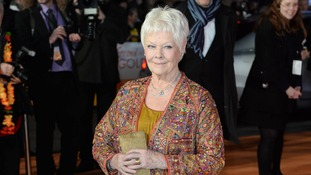 Dame Judi Dench has no plans to retire even though she is 80