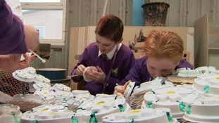Students have been hard at work at Bosworth Academy in Leicestershire.
