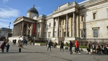 File photo dated 28/01/2014 of the National Gallery in London