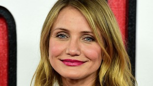 Cameron Diaz named the year's worst actress by Razzies