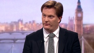 Chief Secretary to the Treasury Danny Alexander.