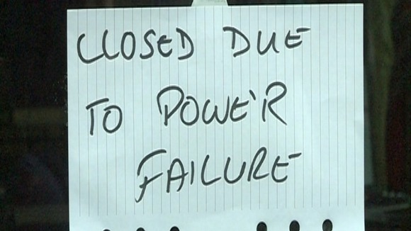 frequent power cuts Between 2000 and 2014, the number of reported power outages - including   and more frequent extreme weather, are straining the electric grid.