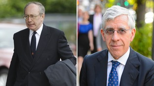 Sir Malcolm Rifkind and Jack Straw